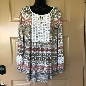 Style & Co Large Top